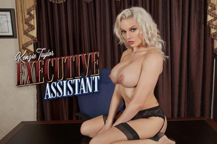 BaDoinkVR.com: Sexecutive Assistant Starring: Kenzie Taylor