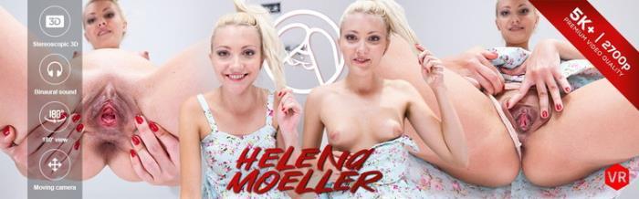 CzechVRFetish.com: Helena's Delicious Pussy Starring: Helena Moeller