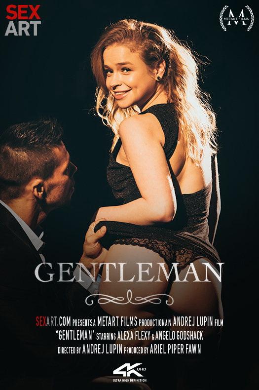 Alexa Flexy - Gentleman (2021 SexArt.com MetArt.com) [FullHD   1080p  1.29 Gb]