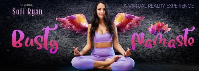 Sofi Ryan - Busty Namaste (2021 VRBangers.com) [2K UHD   1440p  2.79 Gb]