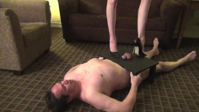 clips4sale.com domnation: A CRUEL MEETING WITH THE BOARD OF TERROR Starring: Goddess Kyaa