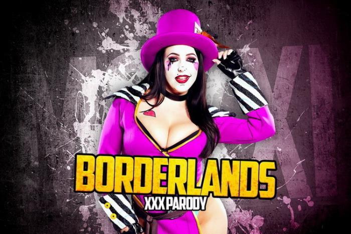 Vrcosplayx.com: BORDERLANDS: MAD MOXXI A XXX PARODY Starring: Angela White