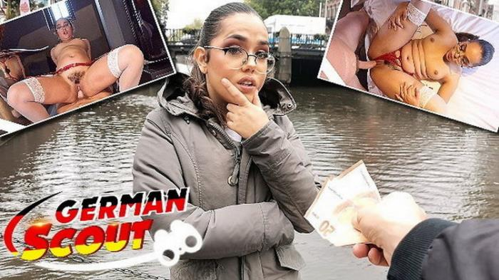 Unknown - TINY CURVY NERD LATINA GIRL I PICKUP AND ROUGH FUCK I REAL STREET CASTING (2021 GERMANSCOUT.com) [FullHD   1080p  675.51 Mb]