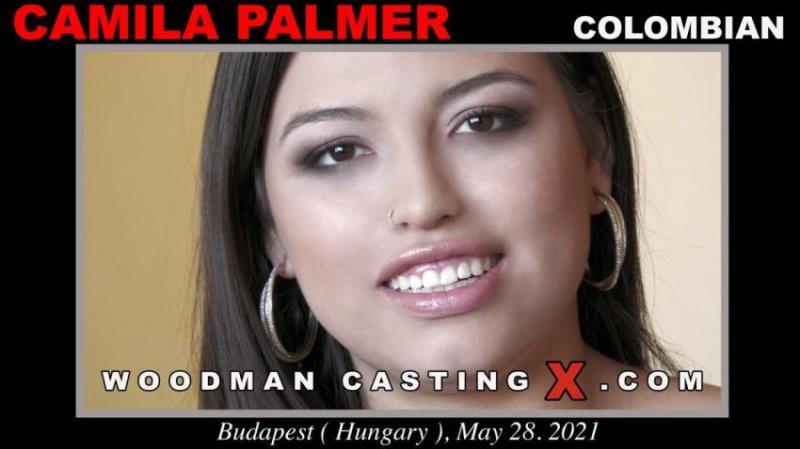 Camila Palmer ~ Casting X ~ WoodmanCastingX.com ~ FullHD 1080p