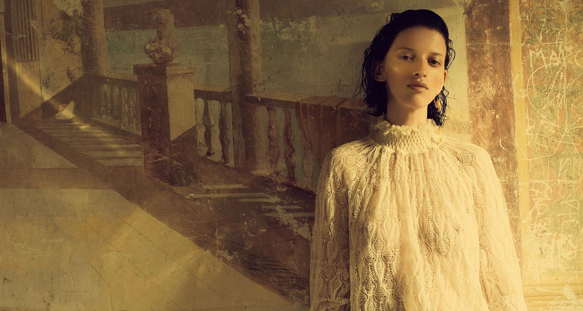 Алина Михеева и модная коллекция Dior на ферме под Флоренцией / фото 05