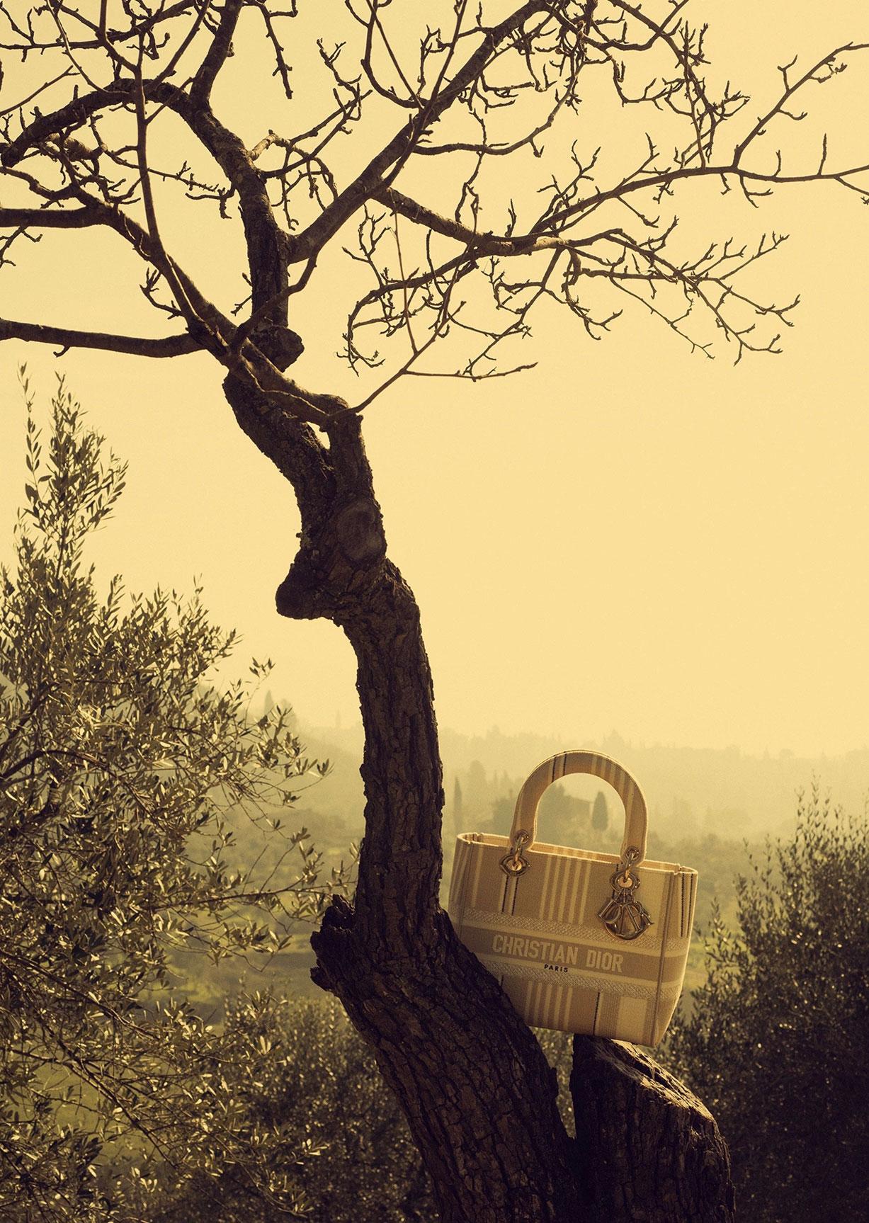 Алина Михеева и модная коллекция Dior на ферме под Флоренцией / фото 12