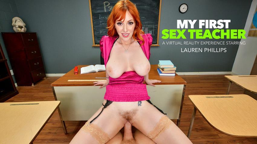 MyFirstSexTeacher.com / NaughtyAmerica.com - Lauren Phillips