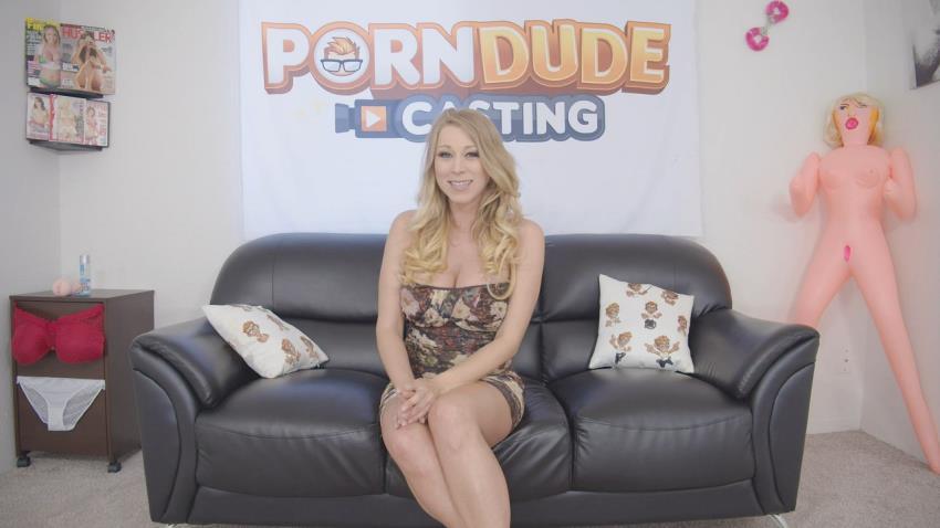 PornDudeCasting.com - Katie Morgan