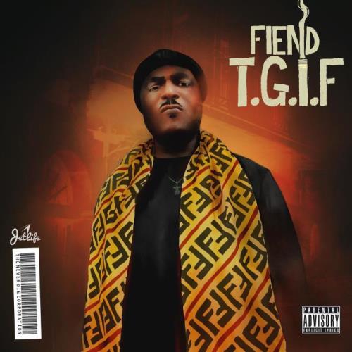 Fiend - Thank God Its Fiend (2021)