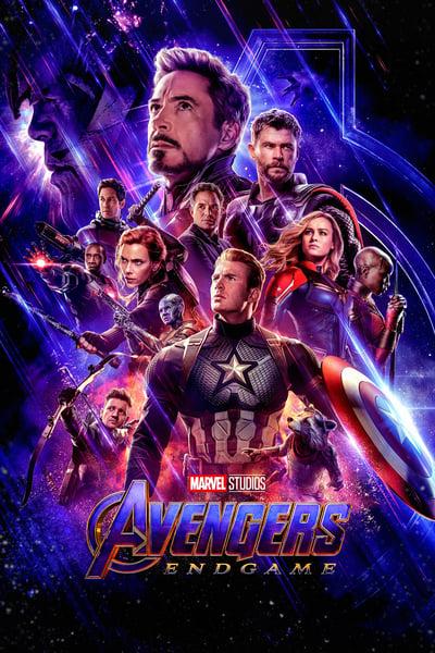 Avengers Endgame 2019 MULTi UHD 2160p SDR WEBRip DDP 8 1 HEVC-DDR