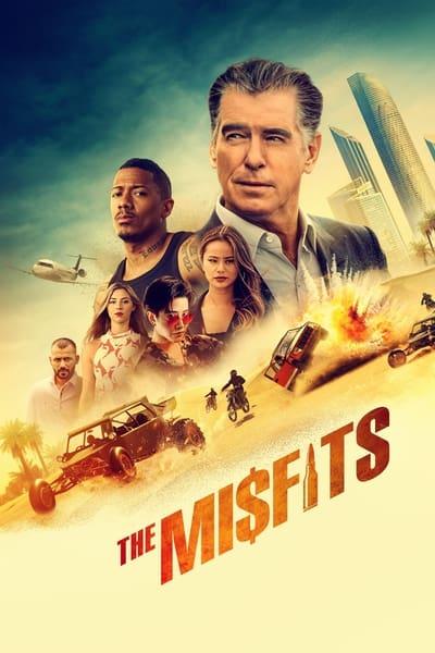 The Misfits 2021 1080p WEBRip x265-RARBG