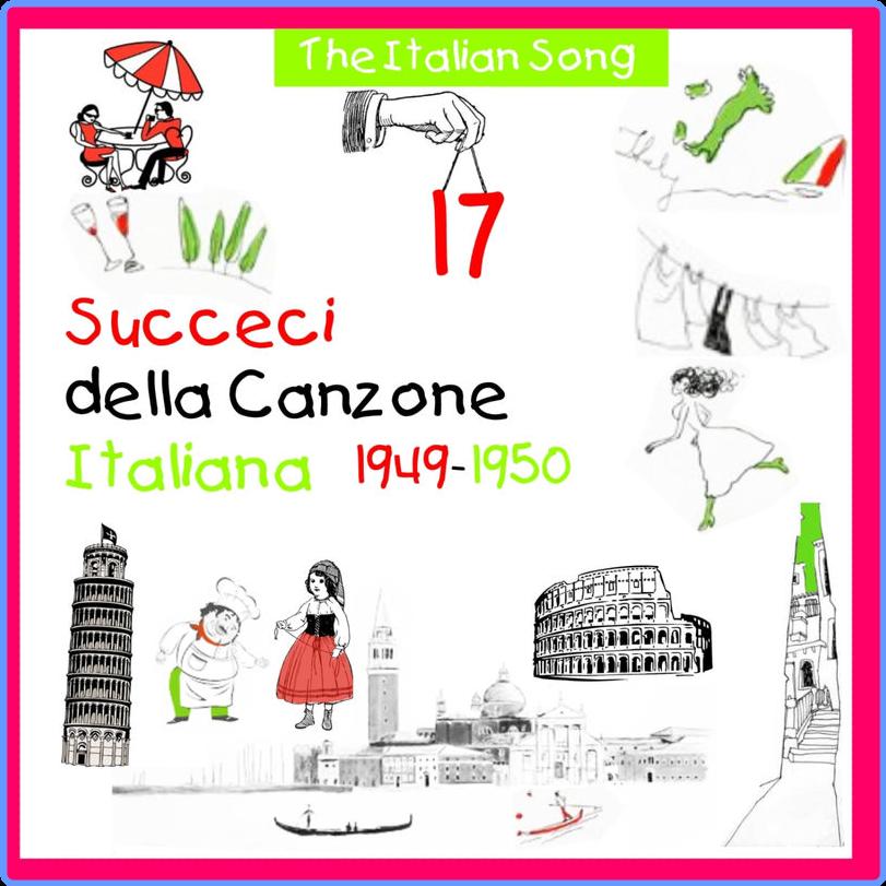 The Italian Song - Succeci della Canzone Italiana (1949) - 1950, Vo  17 (Compilation, MUSICAL ARK, 2011) mp3 320 Kbps