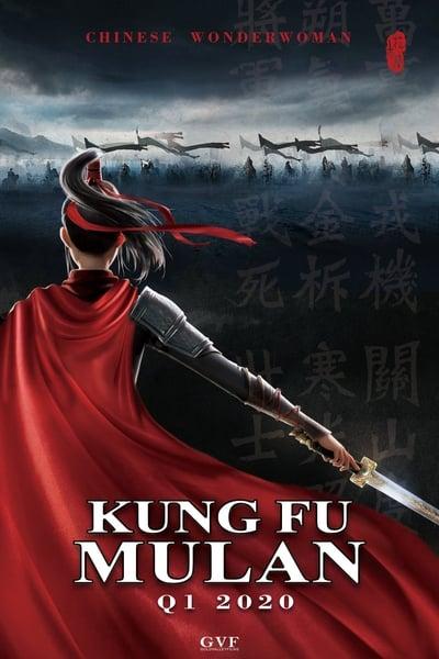 Kung Fu Mulan 2020 1080p WEBRip x264-RARBG