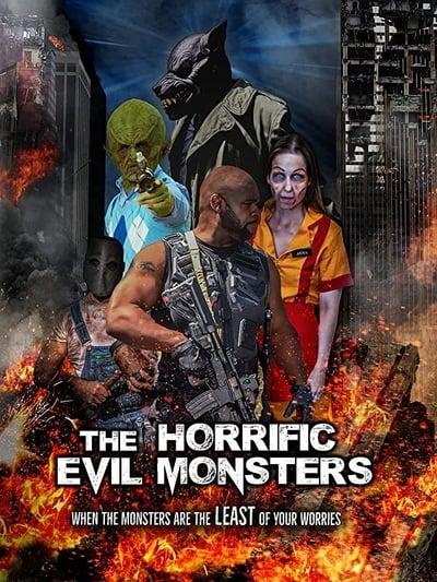 The Horrific Evil Monsters 2021 1080p WEBRip x264-RARBG