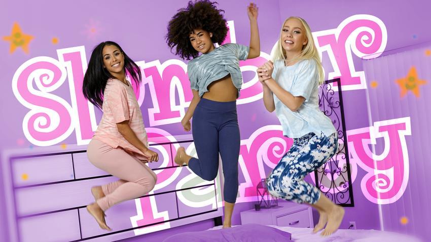 BFFs.com / TeamSkeet.com - Braylin Bailey, Camila Cortez, Nina Diaz