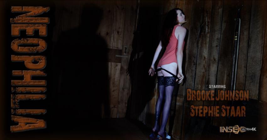 InfernalRestraints.com, KinksterVideo.com - Brooke Johnson