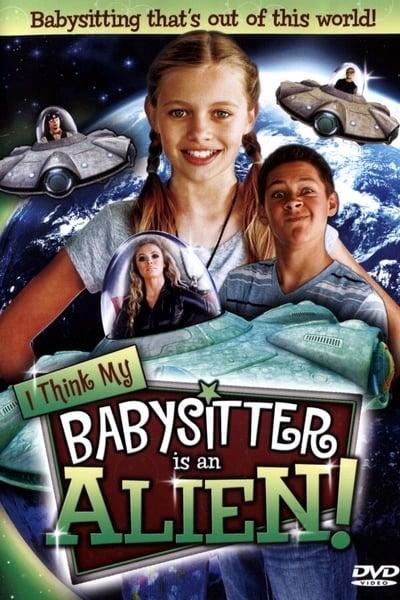 I Think My Babysitter Is an Alien 2015 720p WEBRip 800MB x264-GalaxyRG