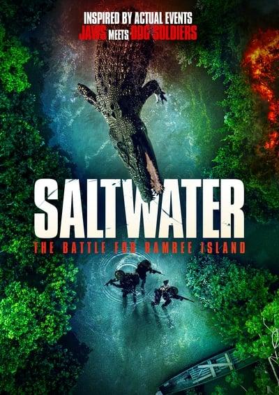Saltwater The Battle for Ramree Island 2021 HDRip XviD AC3-EVO