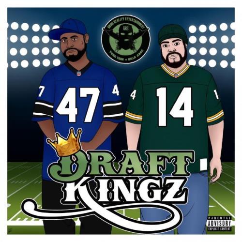 Killa Gabe & Yung Trim - Draft Kingz (2021)