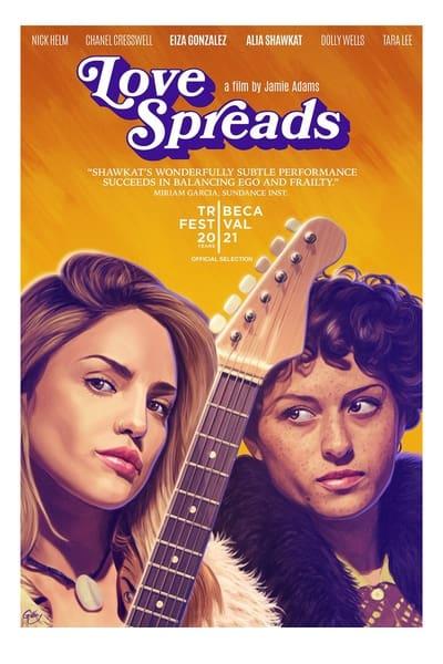 Love Spreads 2021 1080p WEB-DL DD5 1 H 264-CMRG