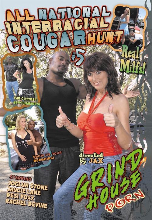 All National Interracial Cougar Hunt #5 [DVDRip 362p, 360p 1.85 Gb]