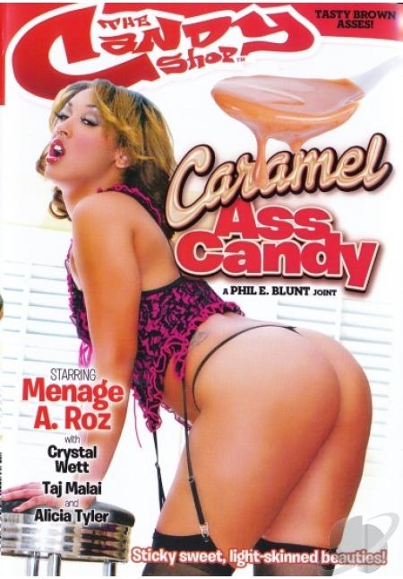 Caramel Ass Candy [DVDRip 384p 1.37 Gb]