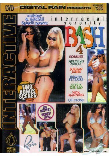 Interracial Sorority Bash #4 [DVDRip 480p 1 Gb]