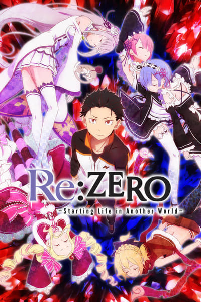 Re Zero Starting Life in Another World S01E13 DUBBED 720p HEVC x265-MeGusta