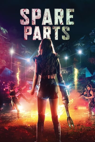 Spare Parts 2020 1080P Bluray X264 Dts-Fgt