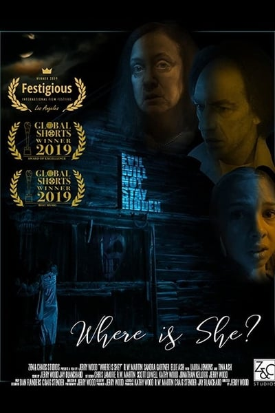 Where Is She 2019 (2019) [1080p] [WEBRip] [YIFY]
