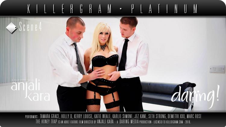 DaringSex/Killergram: Karlie Simone - The Honey Trap Scene 4 [HD 720p] (Group)