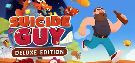 Suicide Guy Deluxe Edition-PLAZA