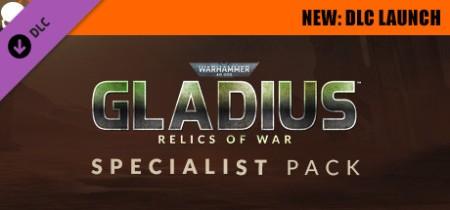 Warhammer 40000 Gladius Relics of War Specialist Pack-CODEX
