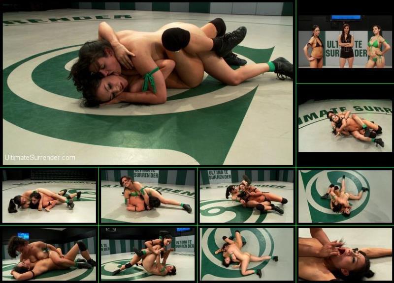 Penny Barber, Hannah White ~ Summer Vengeance Tournament: 15 vs 8 - Rookie Learns the Hard Way ~ UltimateSurrender.com/Kink.com ~ HD 720p