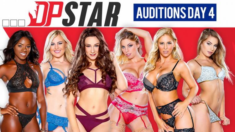 DigitalPlayground: Ana Foxxx, Britney Amber, Cassidy Klein, Cherie Deville, Summer Day, Sydney Cole - DP Star 3 Audition: Episode 4 [FullHD 1080p] (Ebony)