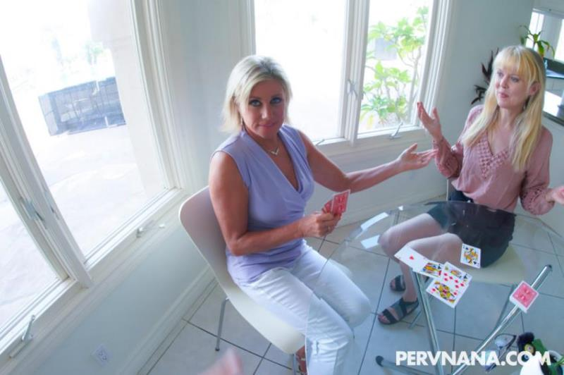 PervNana.com/MYLF.com: Payton Hall, Jamie Foster - Grandmas Friend [SD 360p] (514.51 Mb)