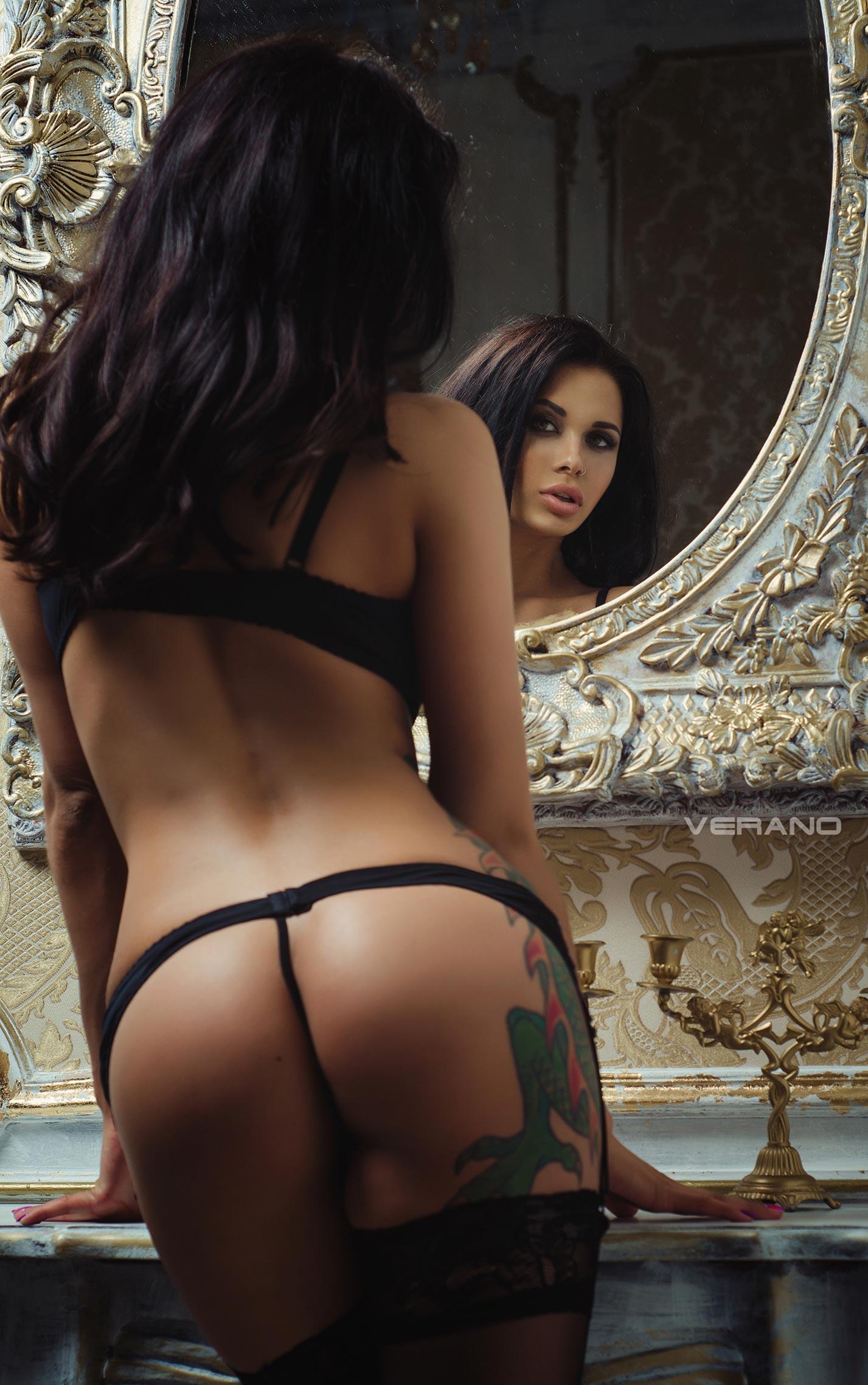 Лина Мелтон, фотограф Николас Верано / фото 04