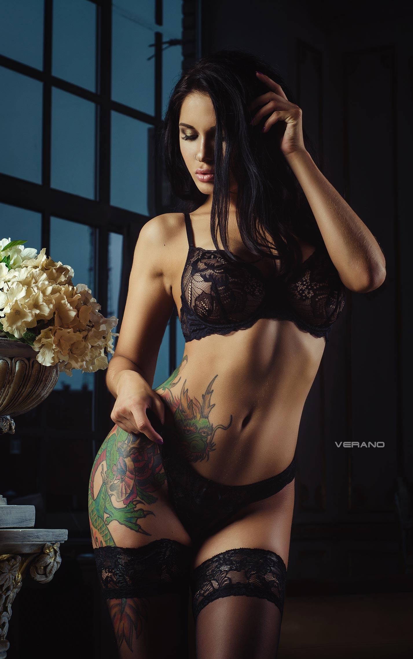 Лина Мелтон, фотограф Николас Верано / фото 06