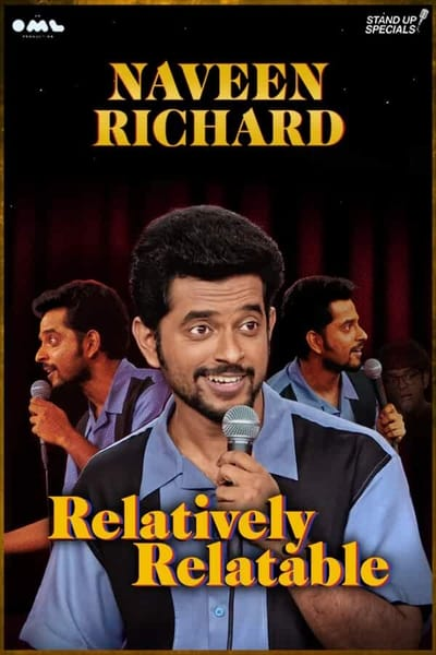 Relatively Relatable by Naveen Richard 2020 1080p AMZN WEBRip DDP5 1 x264-SymBiOTes