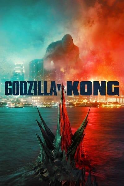 Godzilla vs Kong 2021 720p BRRip XviD AC3-XVID
