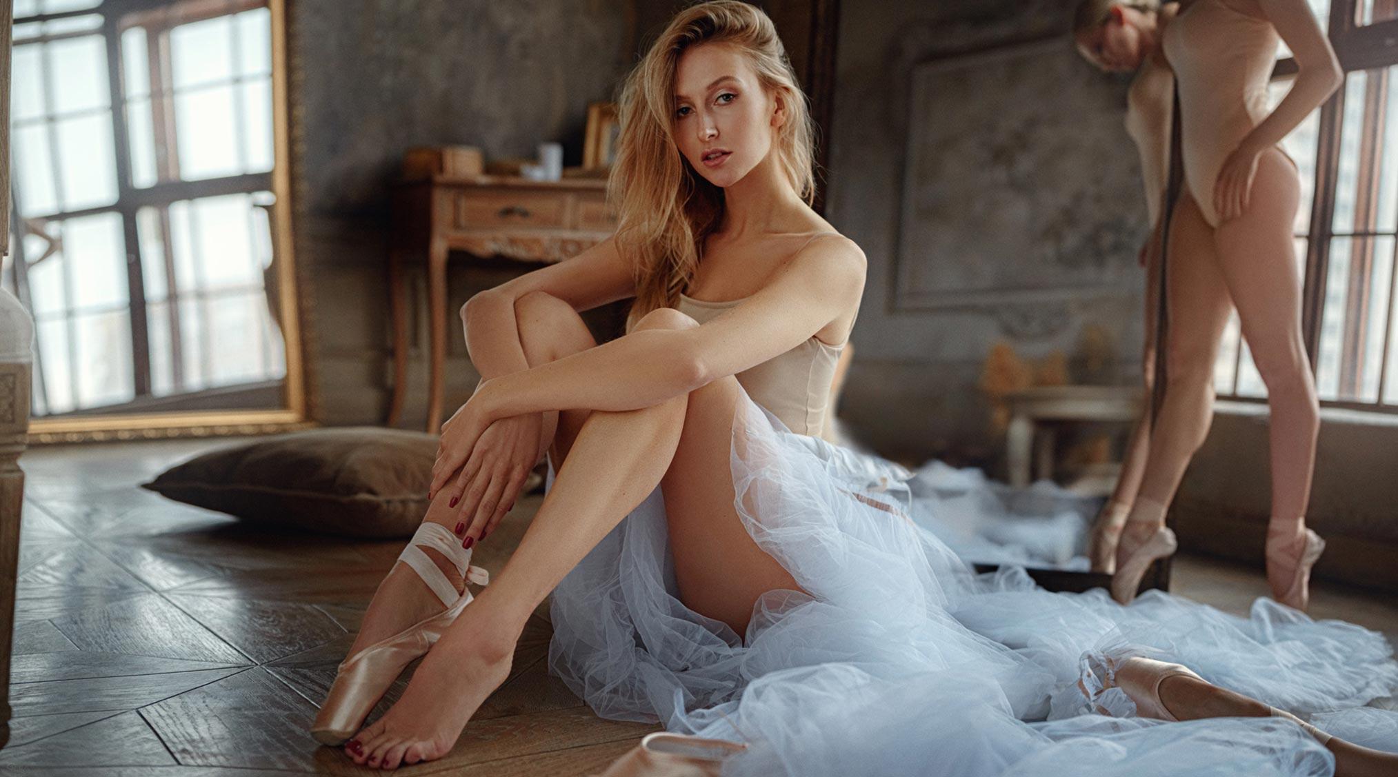 Балерины отдыхают / фото 01
