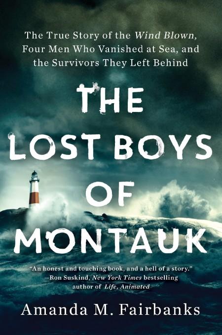 The Lost Boys of Montauk by Amanda M  Fairbanks