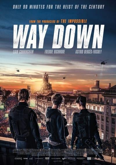 Way DOwn 2021 720p BRRip XviD AC3-XVID
