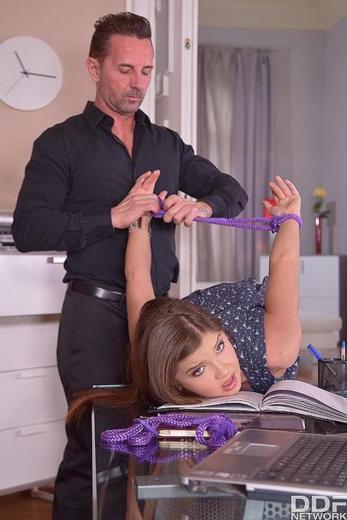 Renata Fox - Roping During Business Hours (HouseOfTaboo/DDFNetwork/HD) - Flashbit