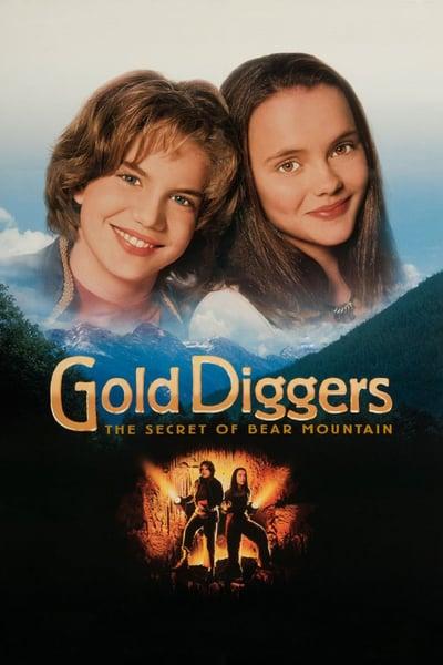 Gold Diggers The Secret of Bear Mountain 1995 1080p WEBRip x265-RARBG