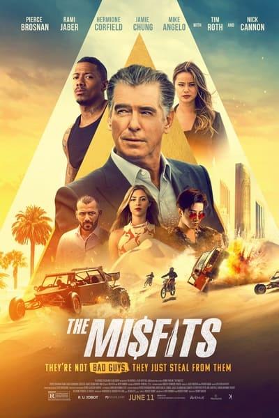 The Misfits 2021 720p WEBRip x264-GalaxyRG