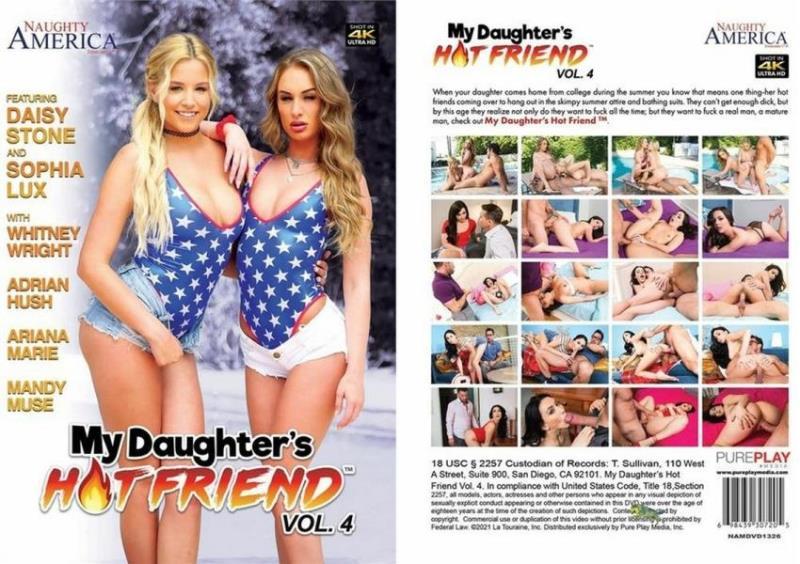 My Daughters Hot Friend Vol. 4 [WEB-DL 480p 1.98 Gb]