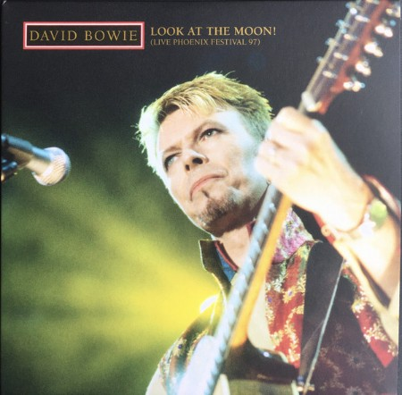 David Bowie - Looking at the Moon! (Live Phoenix Festival 97)