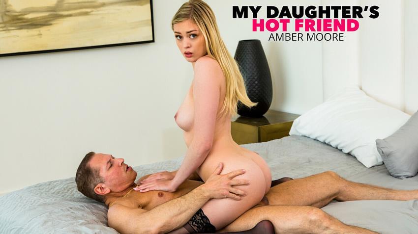 MyDaughtersHotFriend.com / NaughtyAmerica.com - Amber Moore