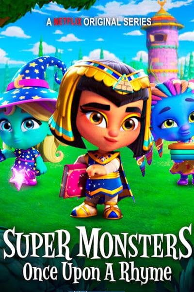 Super Monsters Once Upon A Rhyme 2021 1080p WEBRip x265-RARBG